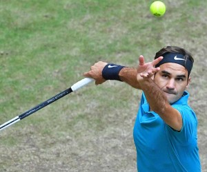Federer Advances to 12th Gerry Weber Open Final
