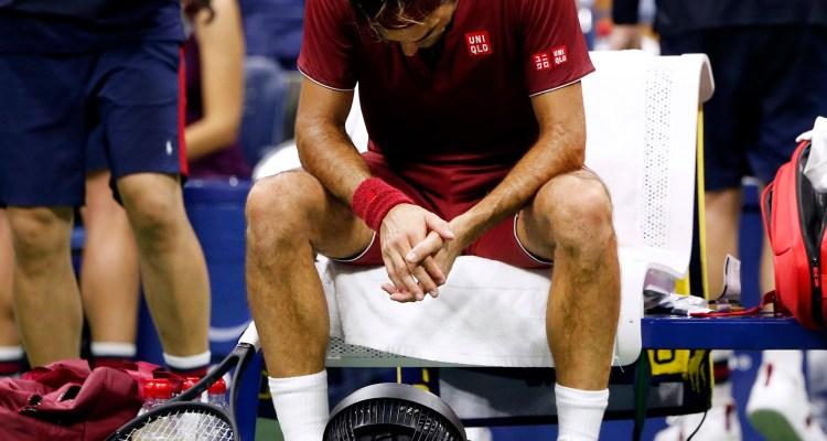 Millman Stuns Federer in US Open Fourth Round