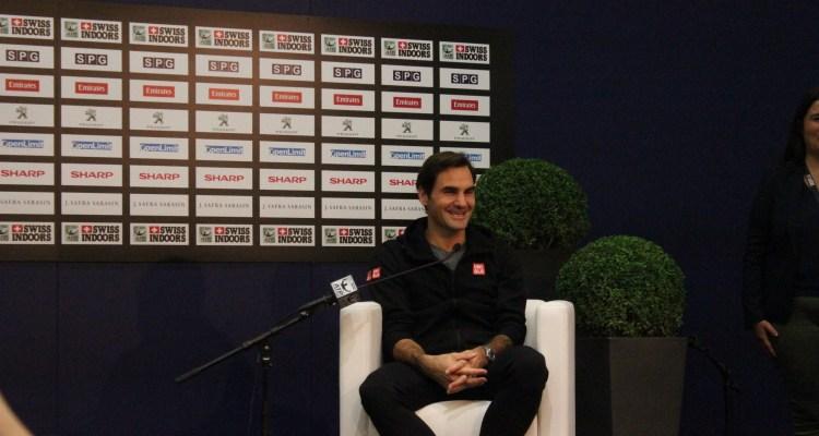 2018 Swiss Indoors Draw