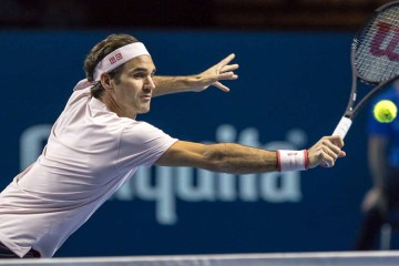Federer Fights Through Basel Opener