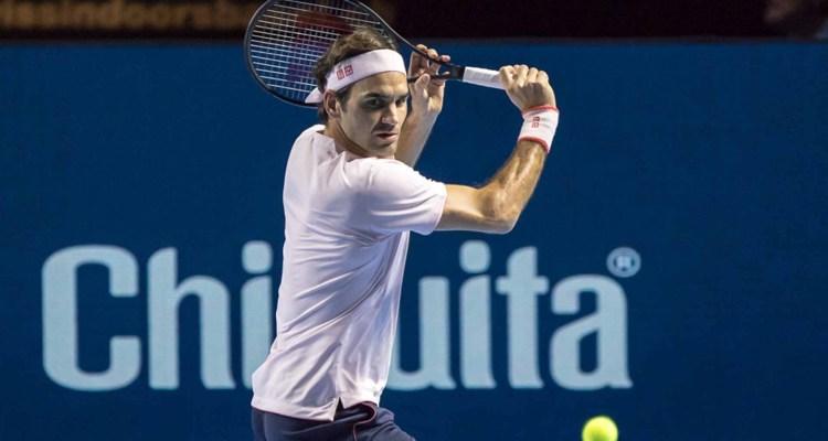 Federer Moves Past Struff in Basel
