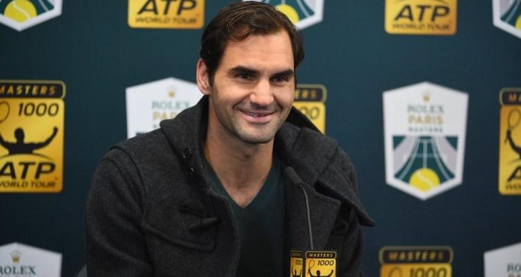 2018 Paris Masters Draw