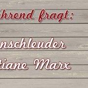 Ideenschleuder Kristiane Marx