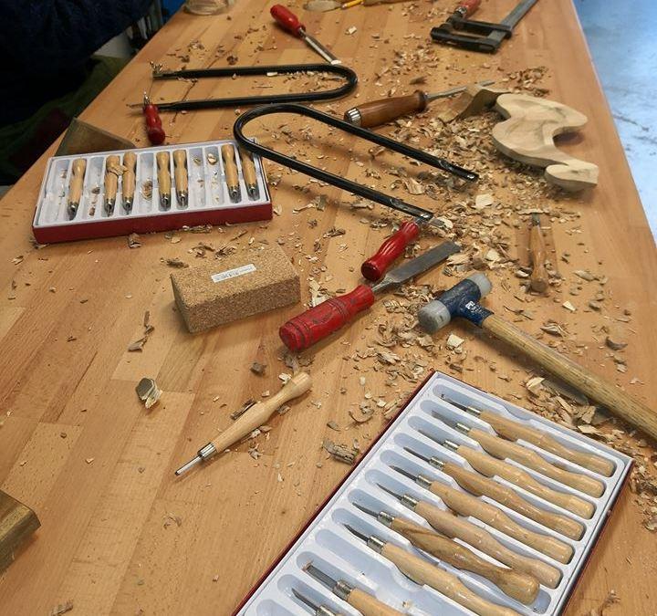 Atelier d'expression créatrice Genève
