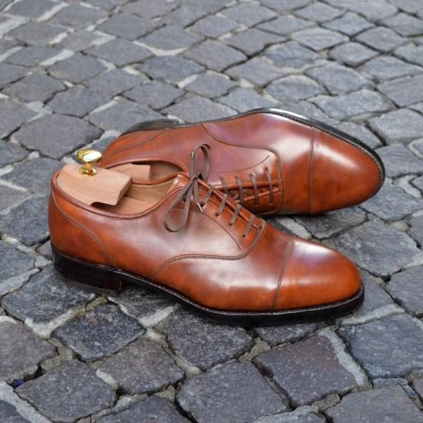 Classic Oxford w/ Toe Cap-3