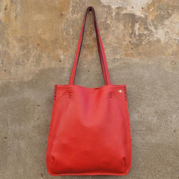 Red Orvieto Tote