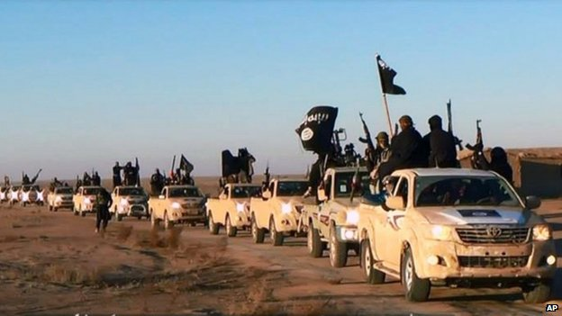 ISIS cars