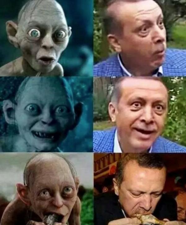 gollum-erdogan2