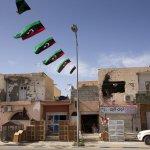 El escenario en Libia