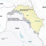 Configuración territorial cambiante: el Kurdistán iraquí pierde Kirkuk