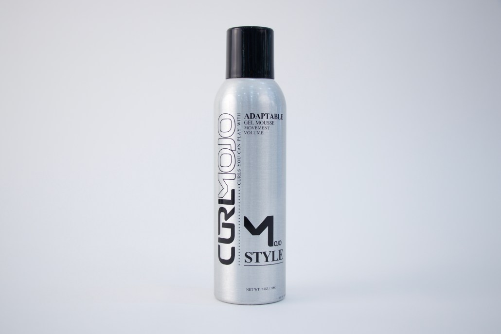 Curl Mojo – ADAPTABLE - Gel Mousse