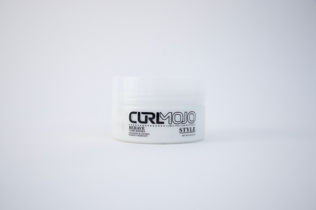 Curl Mojo – BEHAVE - Tame Krema