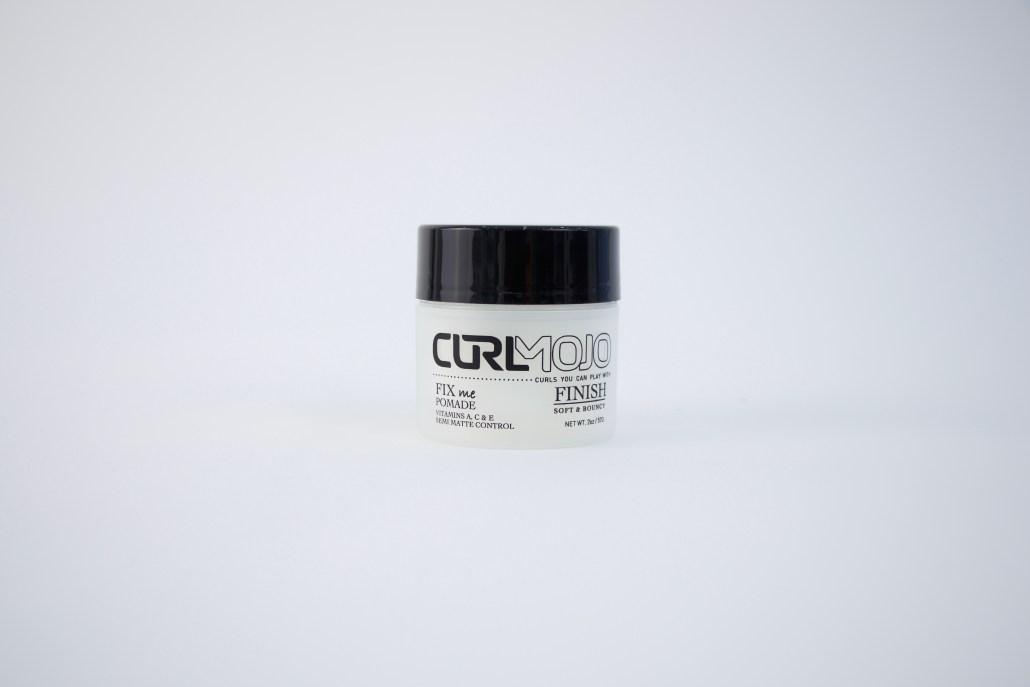Curl Mojo – F I X - Pomade