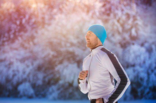 Dolor de oídos al correr con frío y viento