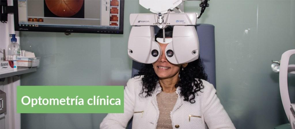 servicios optometria clinica federópticos lukus
