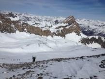 Esqui montaña alpes