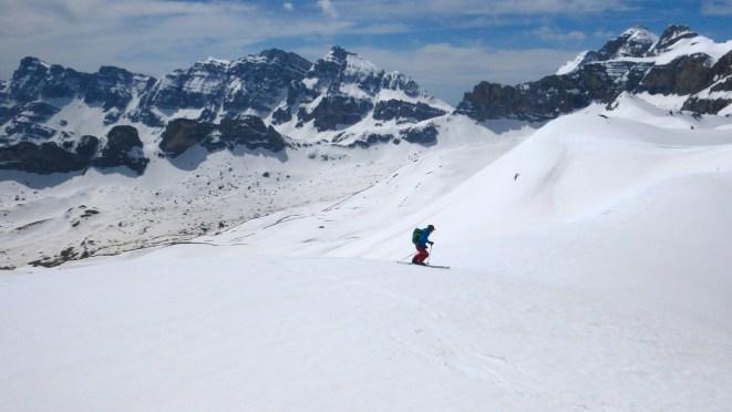 Esqui de montaña Pirineos