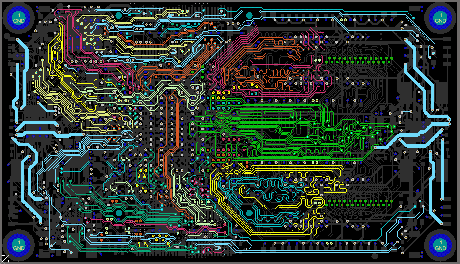 Online Advanced PCB Layout Course, By Motherboard Designer