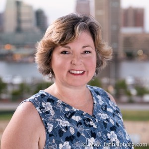 Professional headshot/business portrait by Federal Hill Photography, LLC