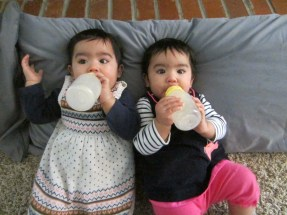 Dr. del Castillo-Hegyi's twins
