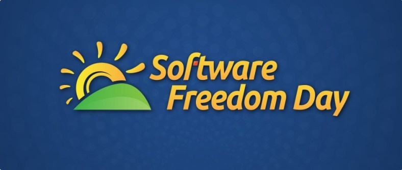 Software Freedom Day, celebrating free and open source software