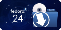 Download Fedora 24