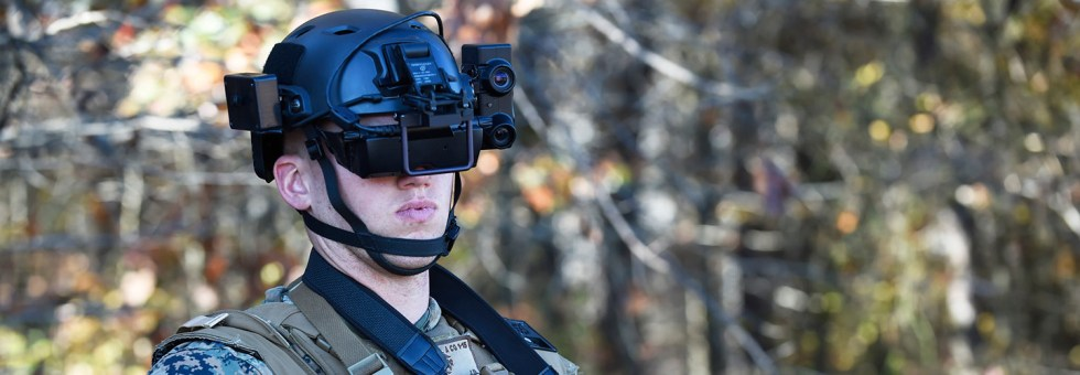 Army Teams Up with Microsoft on AR | FedTech Magazine