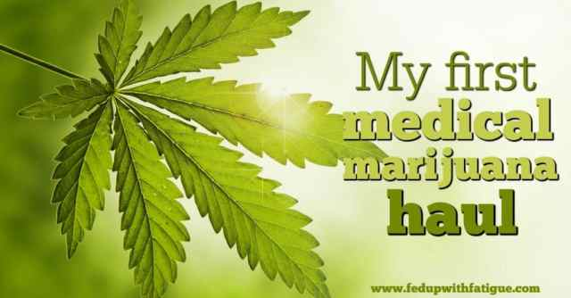 In September, I was approved for my medical marijuana license. Today, I'm sharing the cannabis products I've tried so far and how I'm using them for fibromyalgia pain.