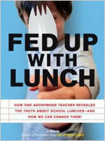 Fed Up With Lunch Book Cover