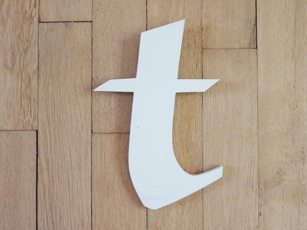 Lettre T