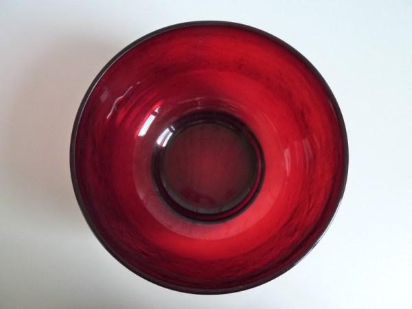 Saladier Arcopal Sierra rouge