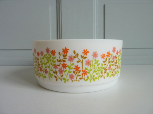 Saladier à fleurs Arcopal Shell