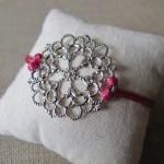 Snow Flake Bracelet