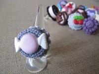 Crochet candy ring