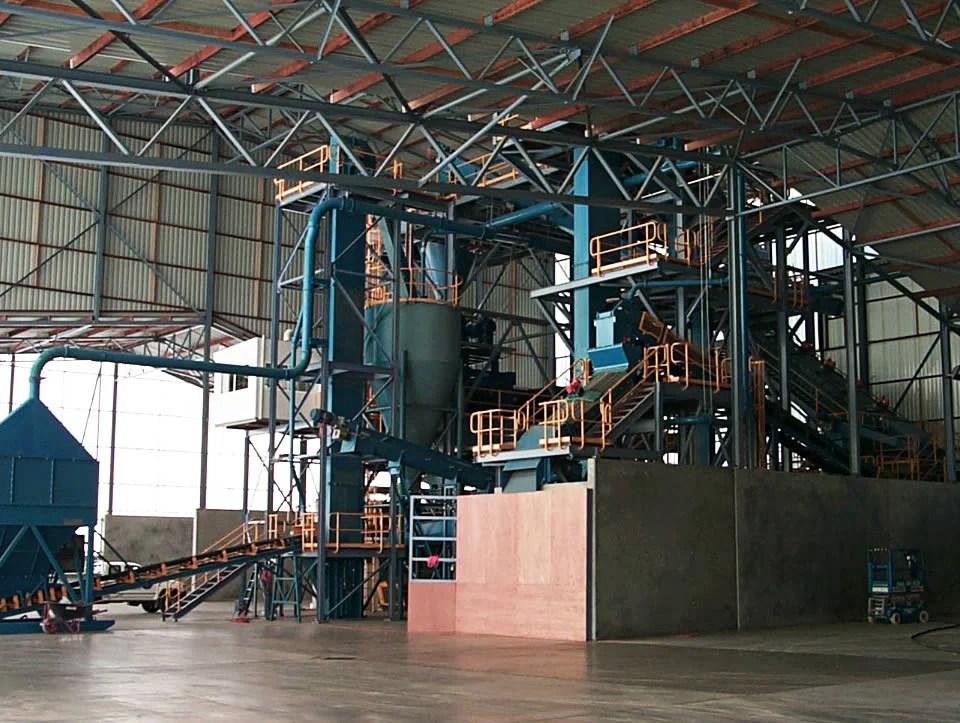 Fertilizer Granulation Systems
