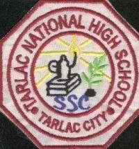 Tarlac High School Logo