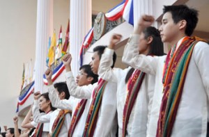 UP graduates