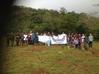 FEED Tree Planting 13 December 2013