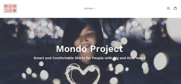 Mondo Project website