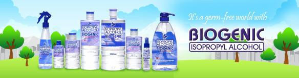 Biogenic Alcohol