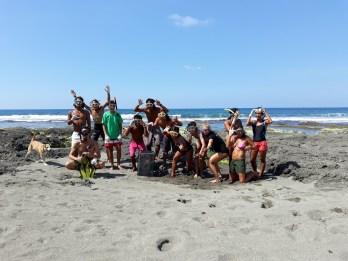 Coral Propagation Jongky Surf School