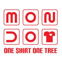 MondoProject-OneShirt-OneTree-Logo