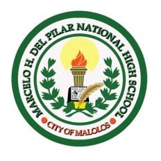 Marcelo H del Pilar Logo