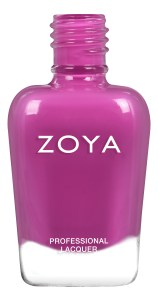 A bottle of ZOYA Darla from the Dreamin' collection.