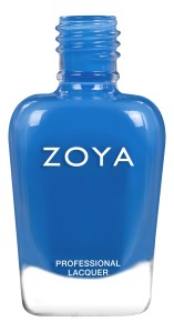 A bottle of ZOYA Mateo from the 2021 Dreamin' collection.