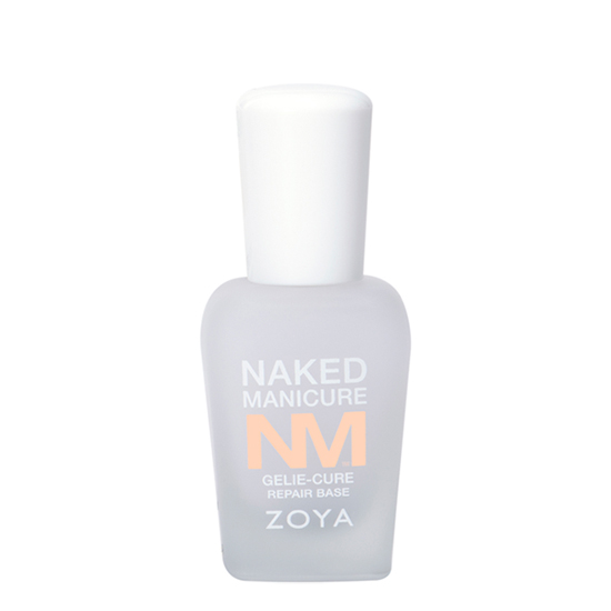 A bottle of the ZOYA Naked Manicure Repair Base.