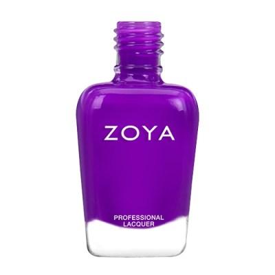 A bottle of ZOYA Banks.