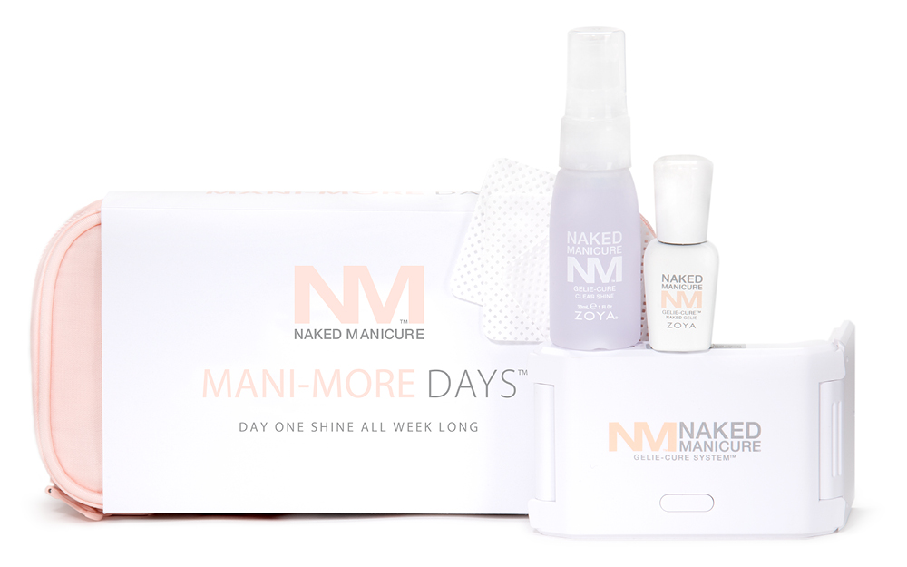 Mani-More Days System kit products by Naked Manicure.