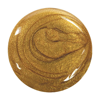 A color blob of ZOYA Goldie.