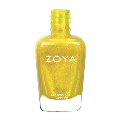 A bottle of ZOYA Kerry.